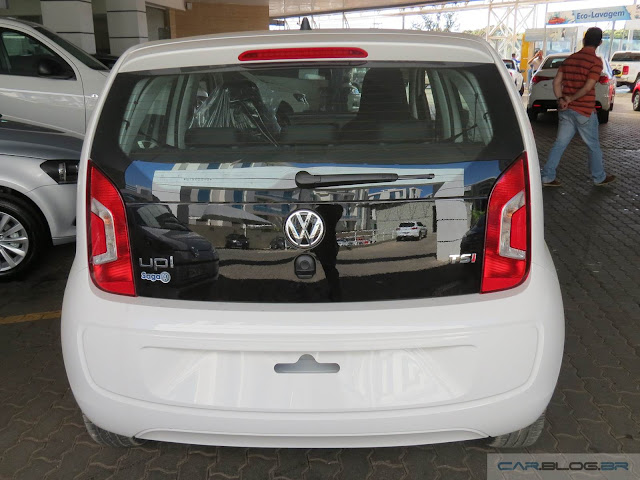 Volkswagen Up! 2016 TSI (Move)