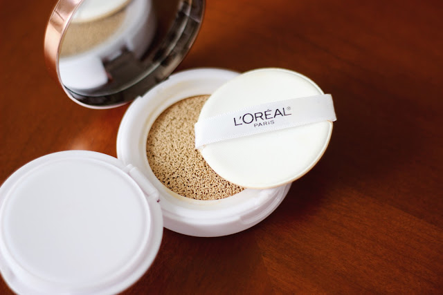 L'Oréal True Match Lumi Cushion Foundation Review