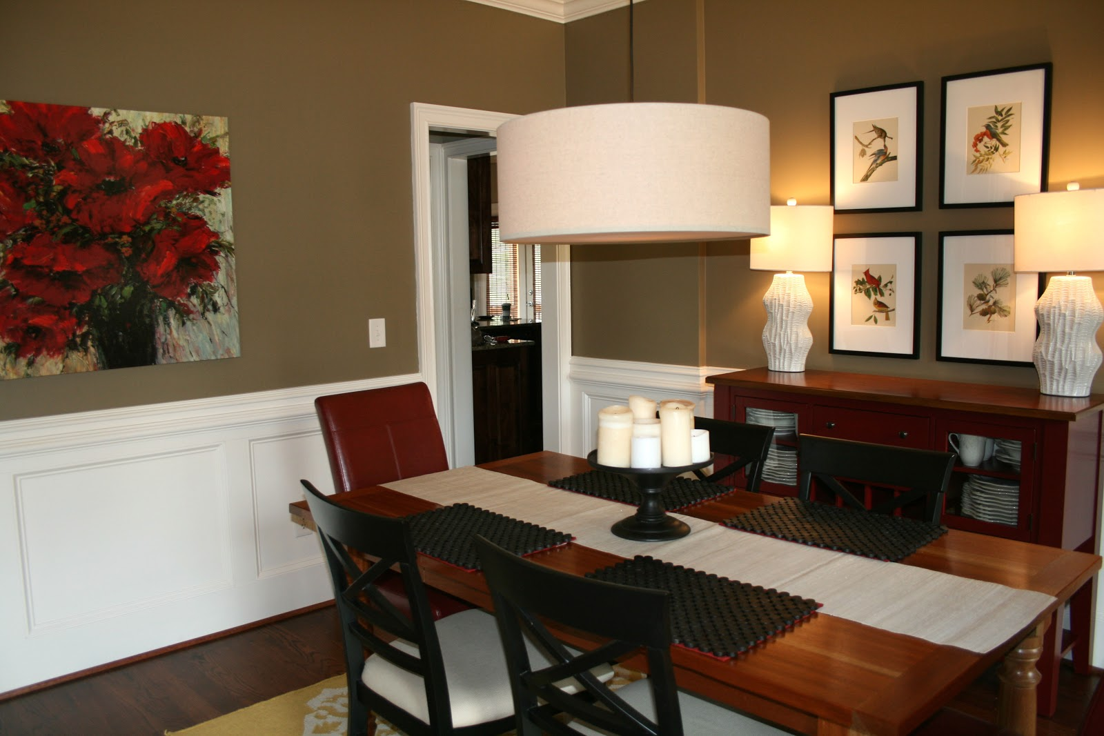 The bozeman bungalow dining room updates for In n out dining room hours