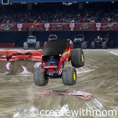 monster jam trucks