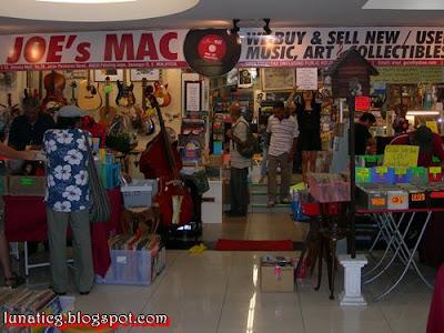 Amcorp Mall Flea Market Lunaticg Coin