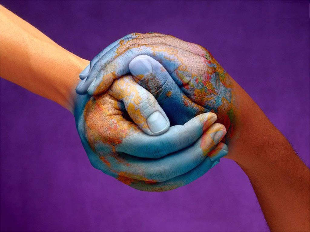 People Of The World Share World