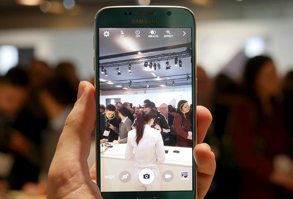 Galaxy S6,camera Galaxy S6,power of camera phone Galaxy S6