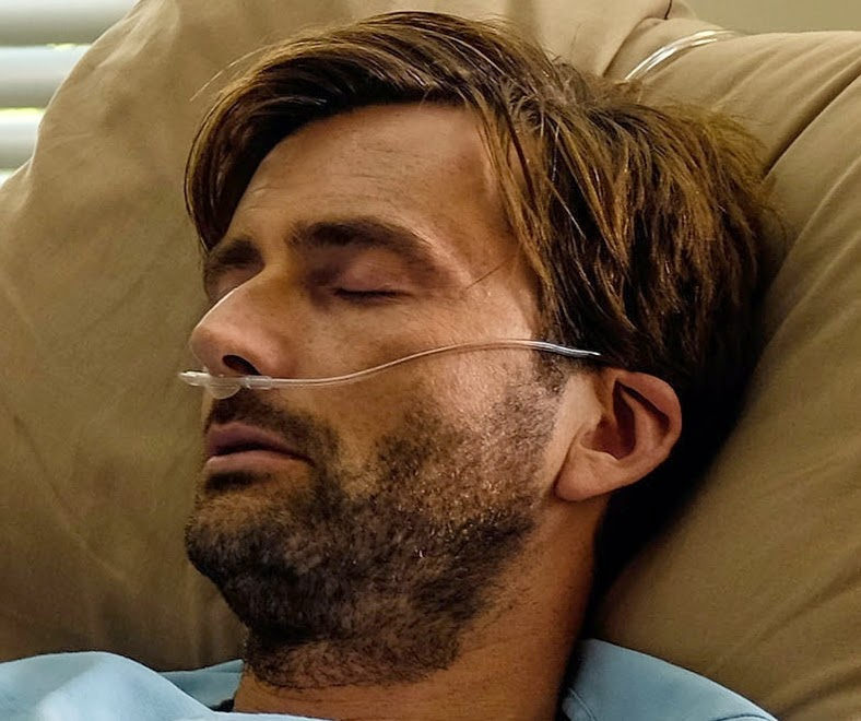 David Tennant in Gracepoint Episode Nine