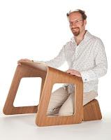 Taula i cadira adults Ubiquity design