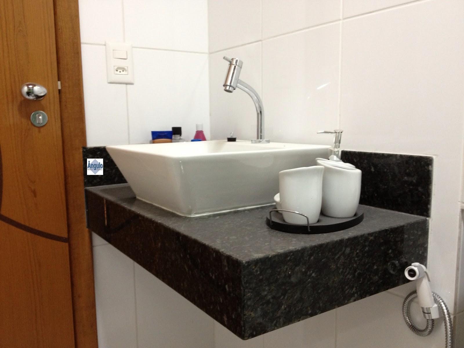 Ângulo Mármores e Granitos: Pia Verde Ubatuba #13276E 1600x1200 Bancada Banheiro Granito Verde Ubatuba
