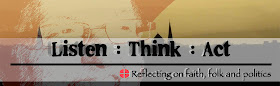 Listen : Think : Act