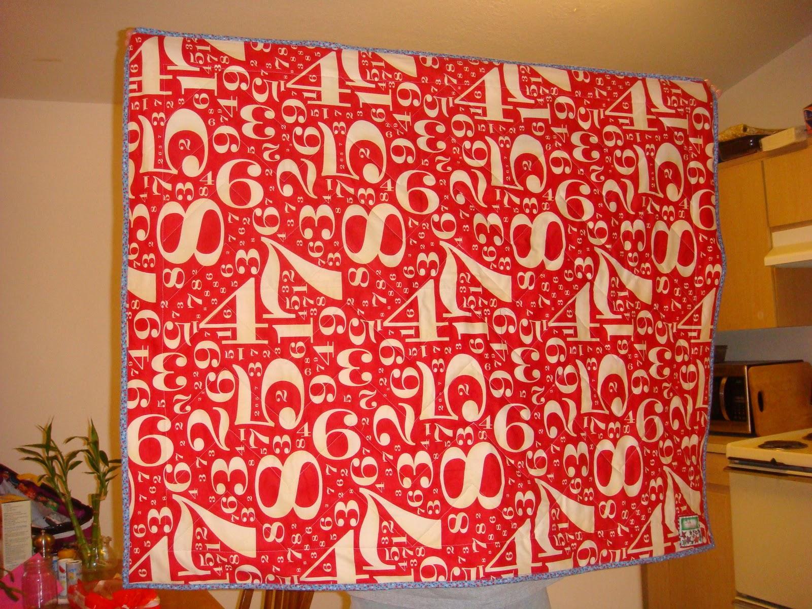 Homemade Christmas 4 - Baby Quilt & Country Living Fair | nasagreen : country living quilt - Adamdwight.com