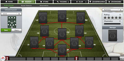 FUT 13 Formations - 4-3-3 - FIFA 13 Ultimate Team