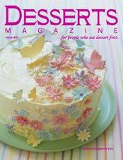 Desserts Magazines