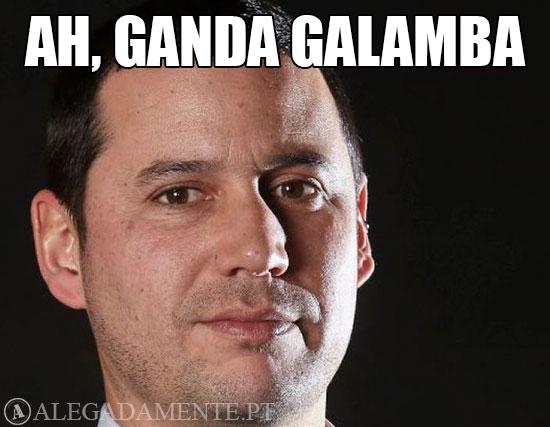 Alegadamente: Imagens de António Galamba – Ah, Ganda Galamba