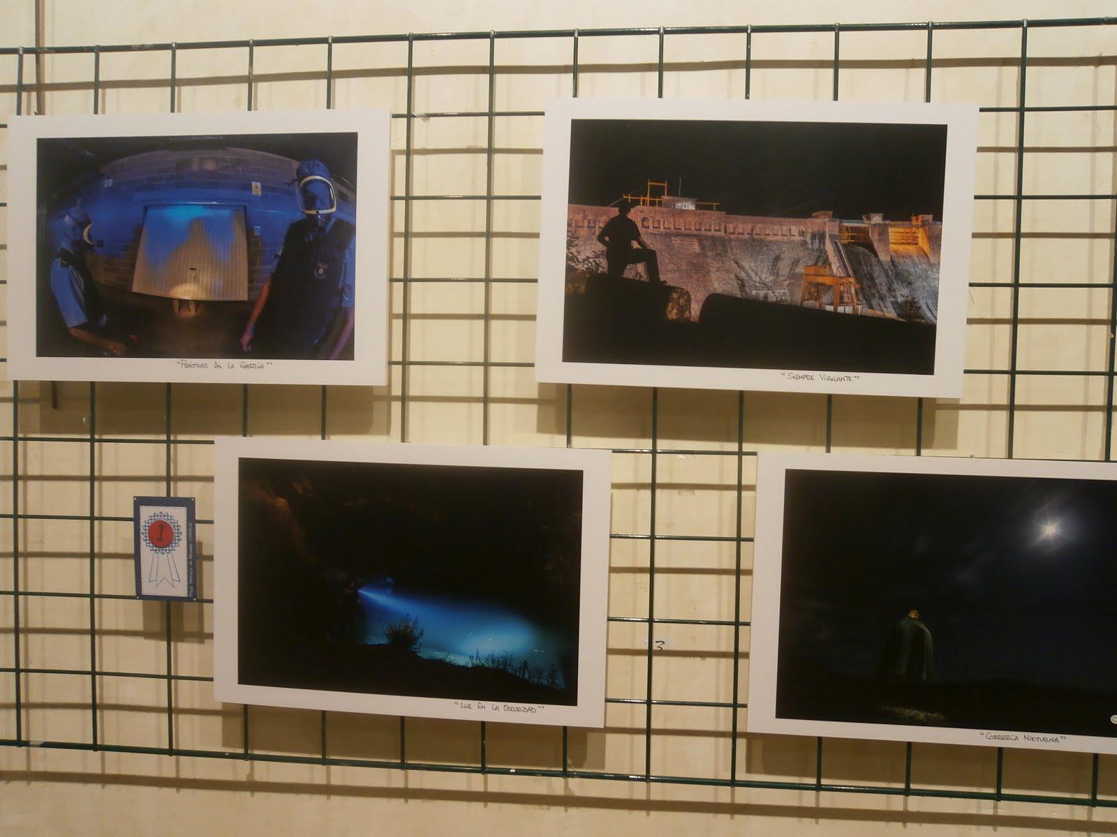 Exposición De Fotografía Fuerzas y Cuerpos de Seguridad del Estado