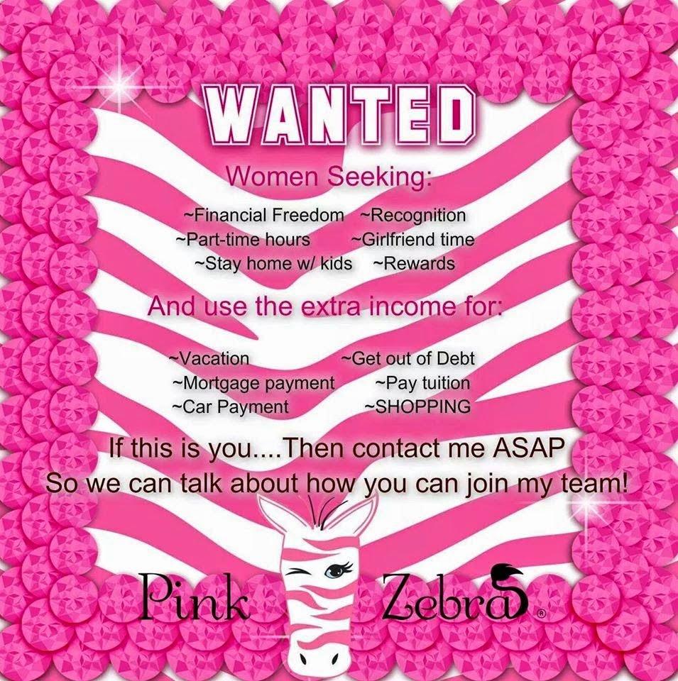 pink zebra consultant louisiana image pic