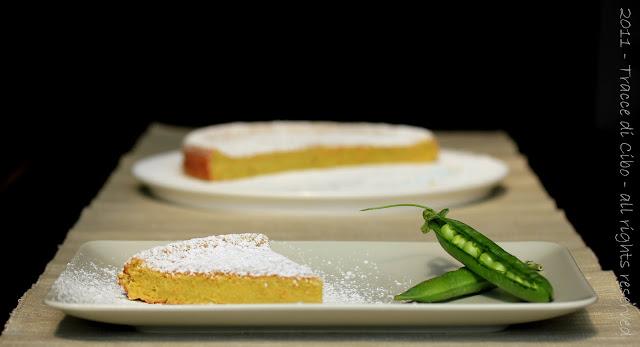 torta di piselli