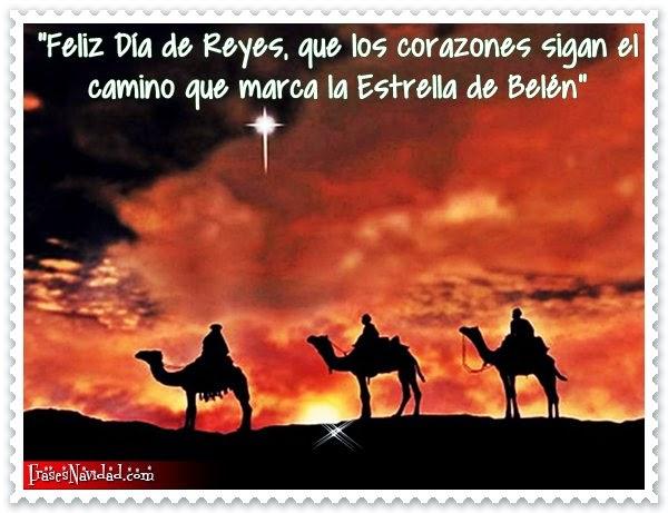 Feliz Reyes Magos Frases