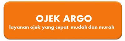 ojek argo, ojek online, aplikasi ojek pangkalan