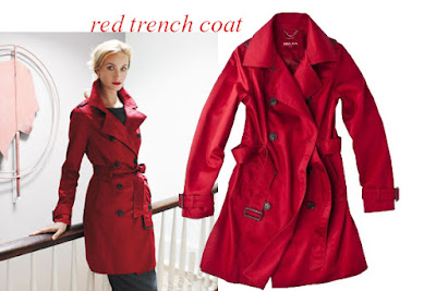 Shoppersfeed - red trench coat women - Fashion And Style: 2015 – 2016 Burberry Trench Coat For Women