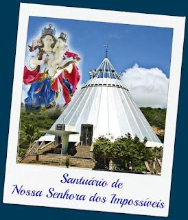 257ª Festa de Nossa Senhora dos Impossíveis no Santuário do Lima- Patu/RN