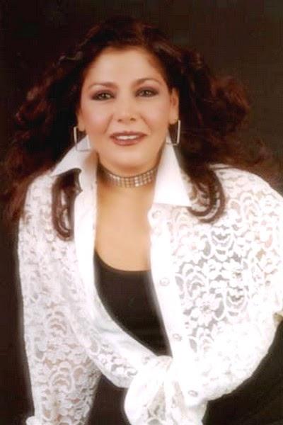الممثلة السورية صباح الجزائري