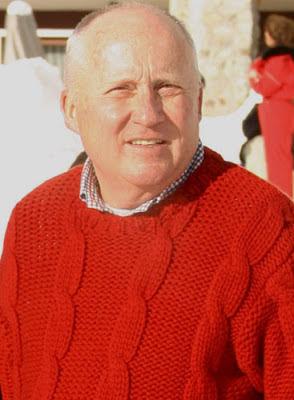 Uwe Jochen, 65 lat  - drugi prezes i wnuczek założyciela marki BOSS