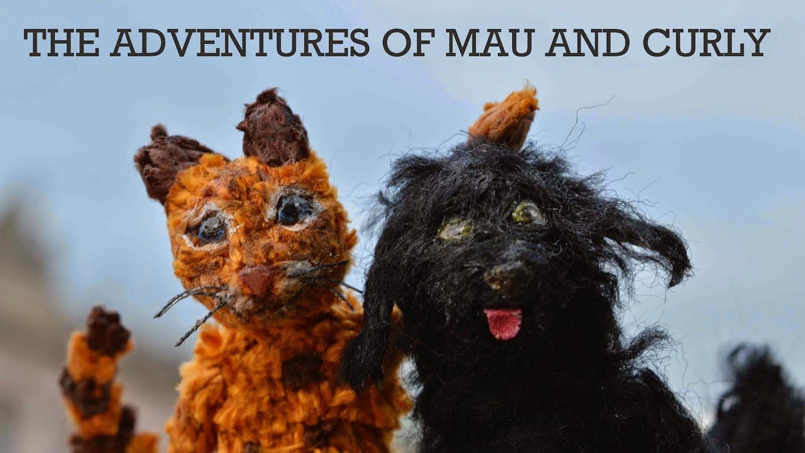 Mau & Curly