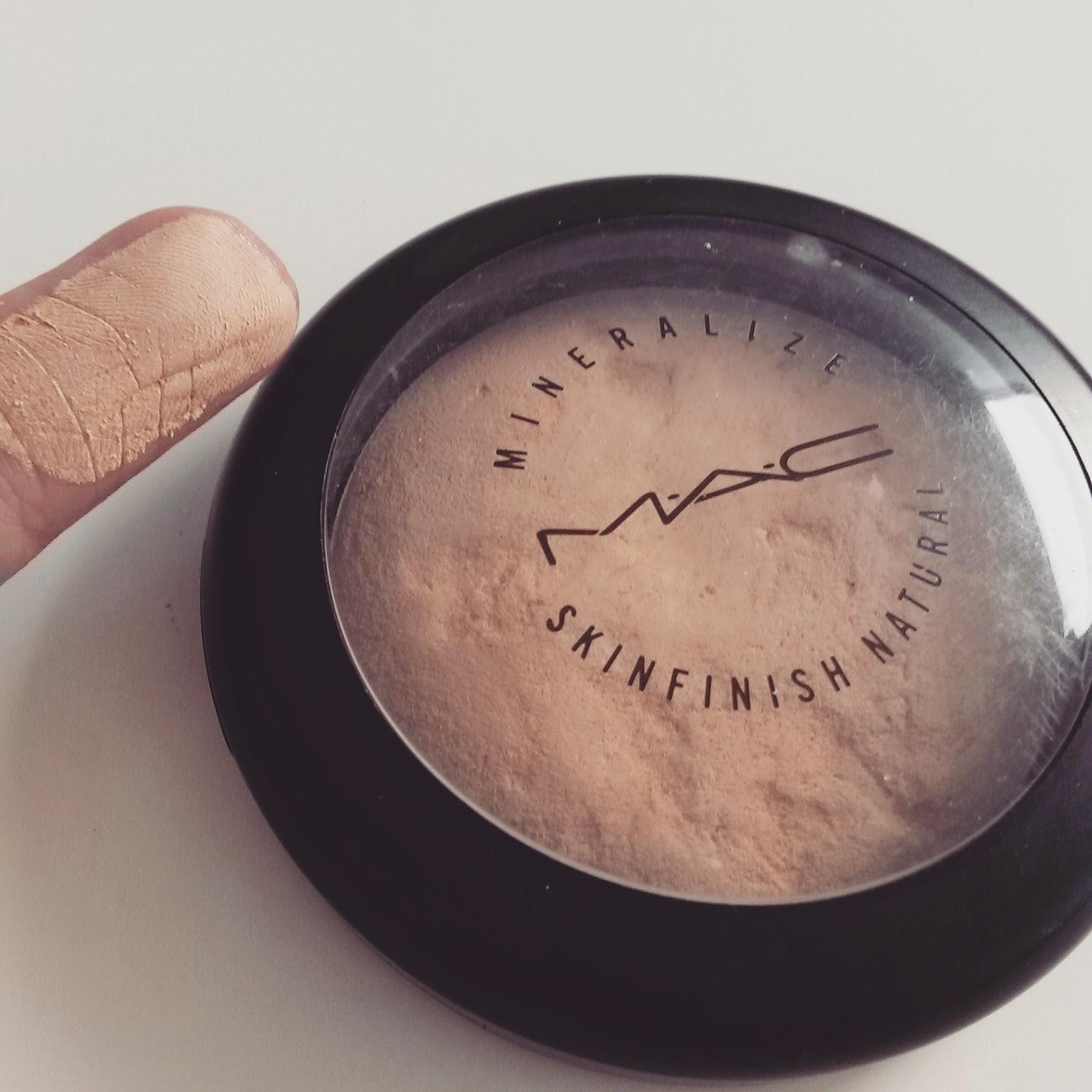 MAC Mineralize Skinfinish Natural - Medium