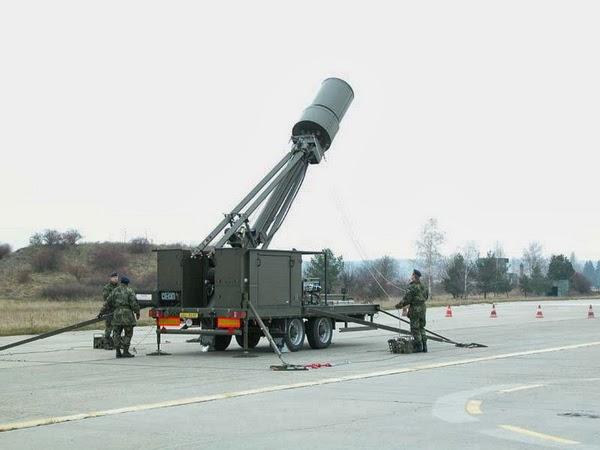 Radar Pasif Pencari Jejak UAV hingga Pesawat Siluman Dari Jarak 600 km