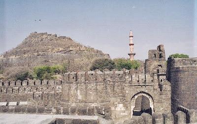 Devagiri (Daultabad) fort