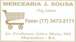 Mercearia J. Souza