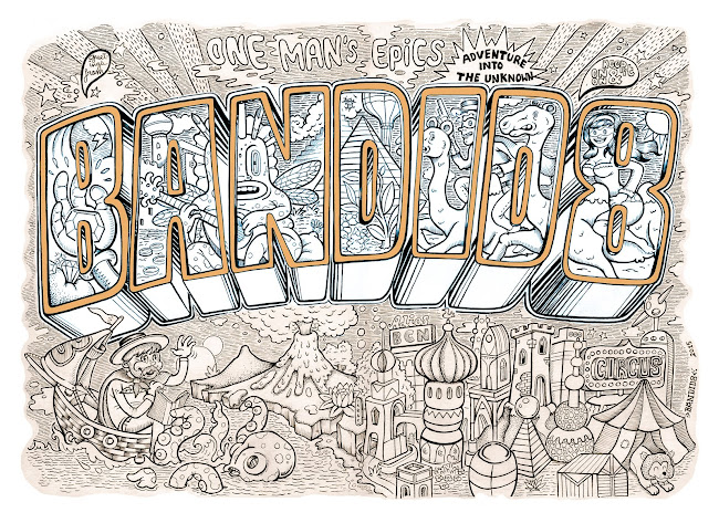 BANDID8 Illustration