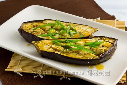 烤焗味噌茄子 Baked Eggplant with Miso Sauce02