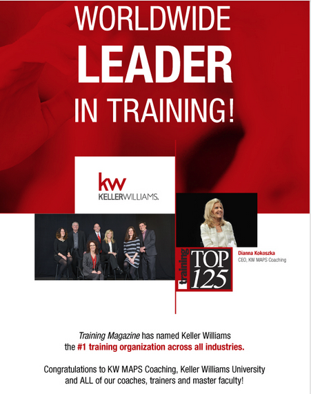 Keller Williams real estate training
