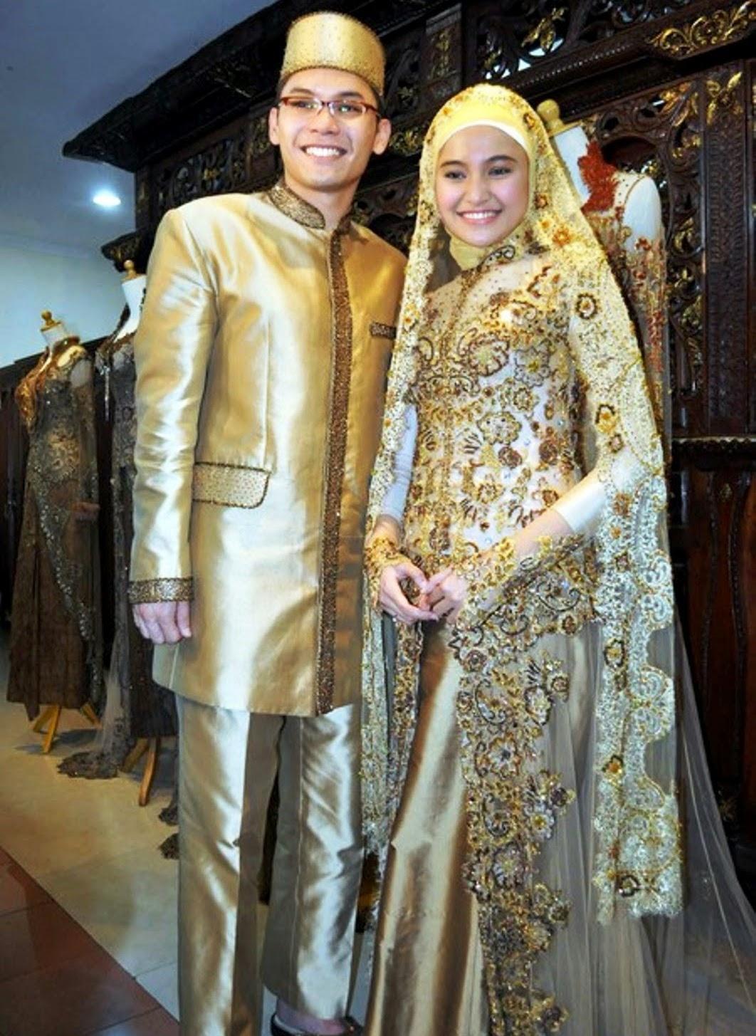 koleksi baju pengantin terbaru