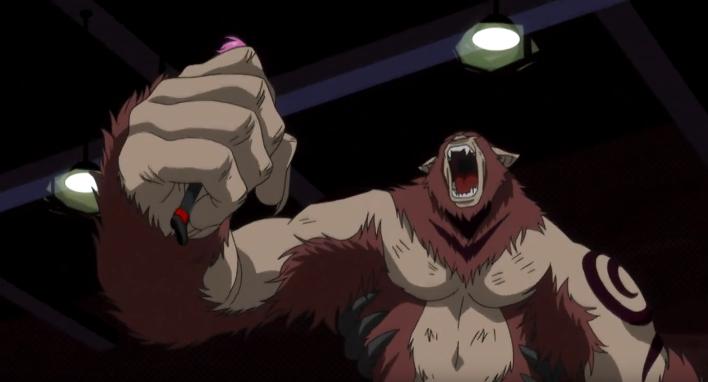 Concrete Revolutio: Choujin Gensou Episode 4 Subtitle Indonesia