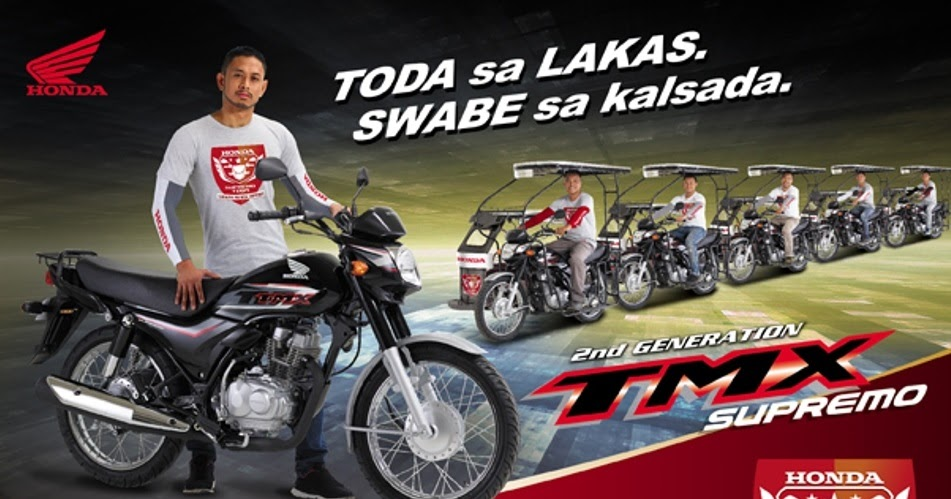 Honda philippines launches 2nd generation tmx supremo ilonggo honda philippines launches 2nd generation tmx supremo ilonggo tech blog publicscrutiny Image collections