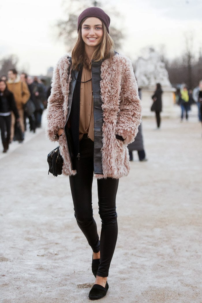 Street Style Paris Fashion Week 2014 Cool Chic Style