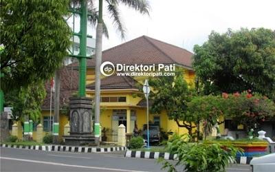 Foto Gedung Kantor Balai Metrologi Wilayah Pati