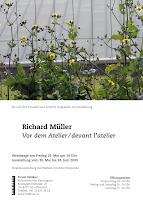 Richard Müller: Einladung Vebikus Schaffhausen