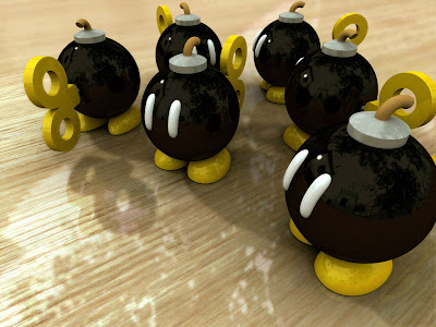 3D bombe slike besplatne pozadine za desktop free download wallpapers