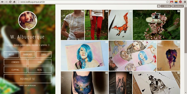 chilligrr, site, web site, portfolio, layout, tumblr, aquarela, watercolor, pinturas, artista, escritor, layout para portfolio, tatuador em curitiba, tatuagem aquarela, tatuagem curitiba, curitiba, tatuagem aquarela em curitiba, lora zombie, galaxy, totoro, tatuagem aquarela galaxia, tatuagem galaxia, tatuagem gato,travis barker,