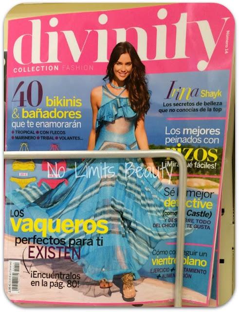 Regalos revistas junio 2015: Divinity