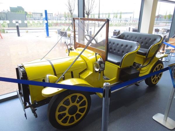 John Pertwee Bessie roadster Doctor Who