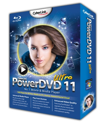 Download Power DVD 11
