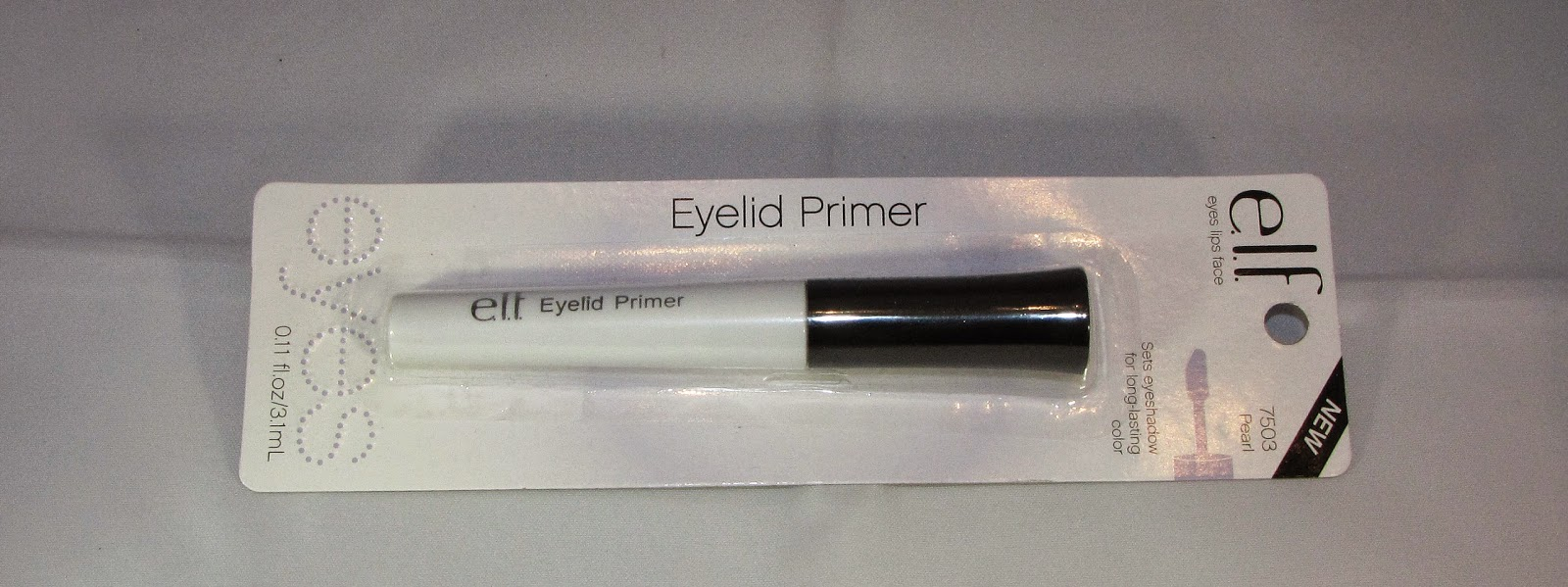 ELF Eyelid Primer