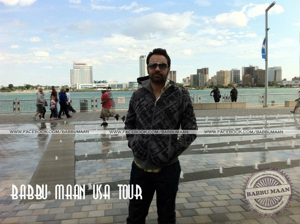 Babbu Maan - USA Tour Pics - Punjabi Zone