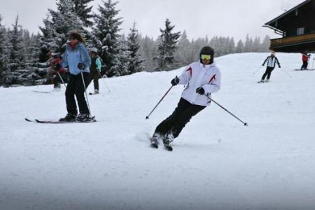 Predicció a les pistes d'esquí