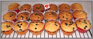 Frambuazlı Cupcake- bir dilim aşk