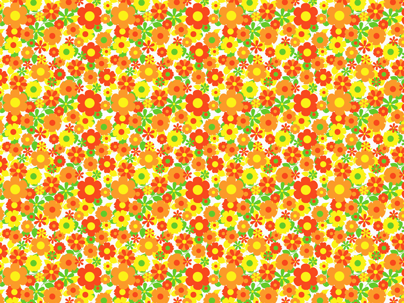 Flower Pattern Textures Presentation PPT Backgrounds Templates