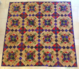 Bonnie Hunter's Easy Street Mystery Quilt