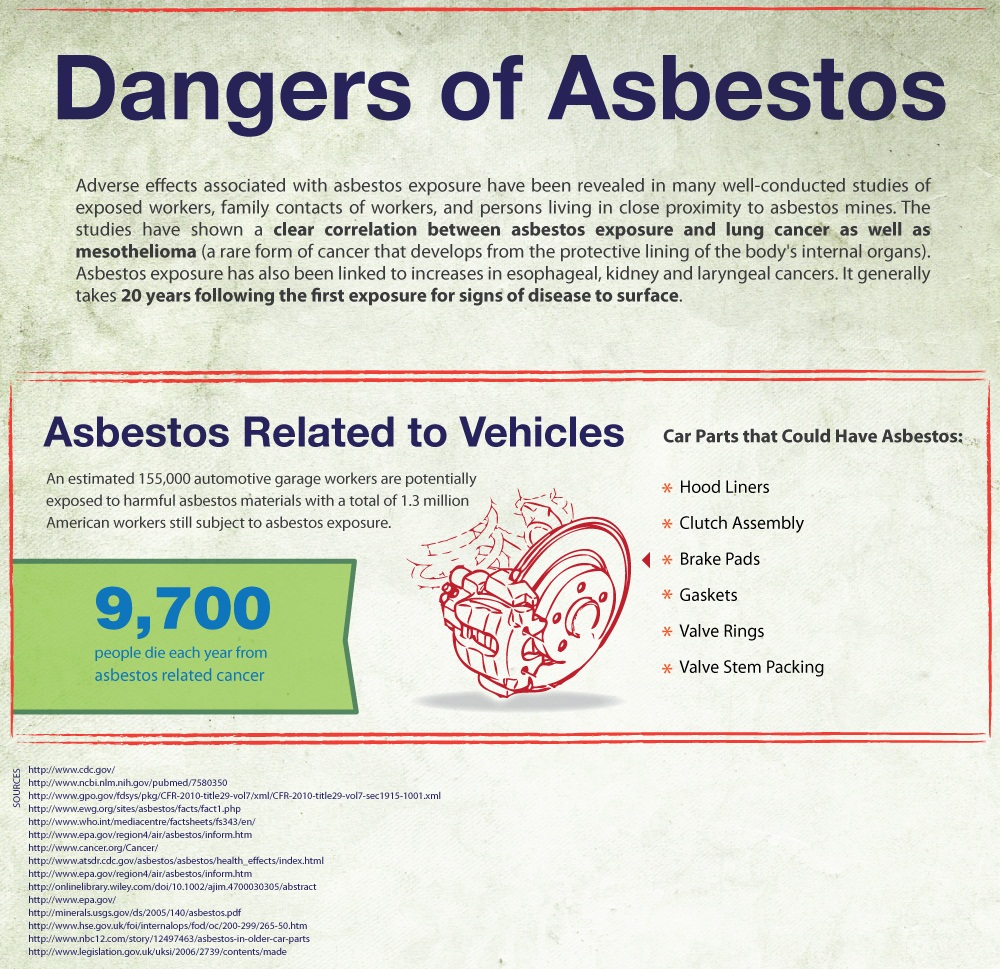 the environmental issue of asbestos exposure and its harmful effects Physical hazards, and their adverse health effects although you will have heard or read a great deal about the environmental consequences of global warming, man will probably be affected through famine, or war long before the health of the population as a whole is harmed to a serious degree by the temperature change.